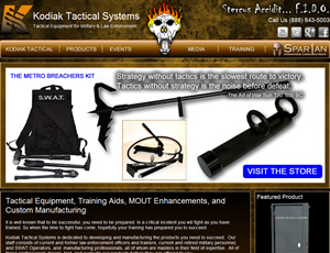 Kodiak Tactical by Paul Brandley