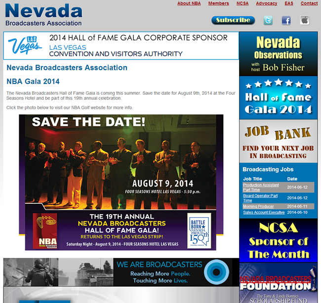 Nevada Broadcasters Association