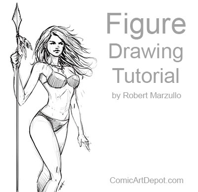 Figure Drawing Tutorial - ANDREW HALL